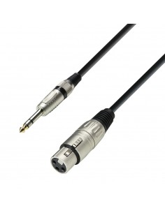 ADAM HALL K3BFV0100 XLR H - JACK ST 1MT