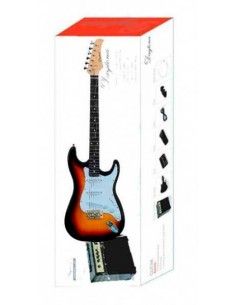 DAYTONA PACK ELECTRICA STRATO SUNBURST