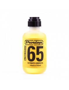 Dunlop 6554 FORMULA 65 LEMON OIL 120ML