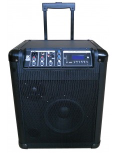 Ek Audio MP07PB8 AMPLIFICADOR TROLLEY