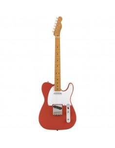 Fender VINTERA 50S TELE MN FIESTA RED