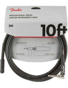 Fender PROFESIONAL CABLE ANGLE 3 MT