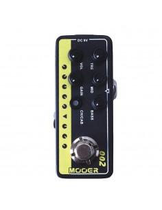 MOOER 002 UK-GOLD 900