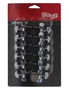 Stagg KG679 CLAVIJERO 12 CUERDAS