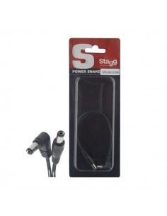 Stagg SPS020 CABLE ALIMENTACION PEDAL 0.2MT