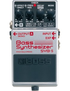 BOSS SYB-5 BASS SYNTHEISER