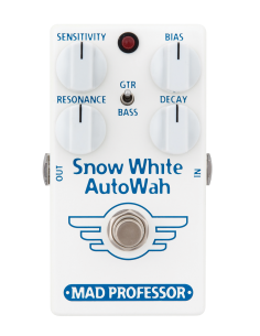 MAD PROFESSOR SNOW WHITE AUTO WAH GB FT