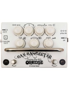ORANGE BAX BANGEETAR WHT