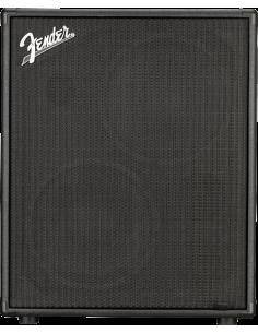 Fender RUMBLE 210 CABINET V3 BLK/BLK