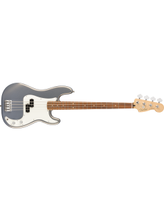 FENDER PLAYER P BASS PF SILVER