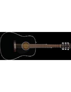 Fender CD-60S DREAD BLACK WN