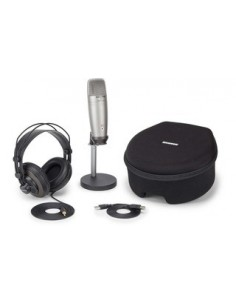 Samson C01U RECORDING/PODCASTING PACK USB