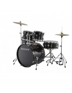 Ludwig LC175 ACCENT KIT BLACK