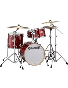 Yamaha STAGE CUSTOM BEBOP 18,12,14 WINE RED SBP8F3