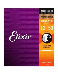 Elixir PHOSPHOR NANOWEB 16052 LIGHT