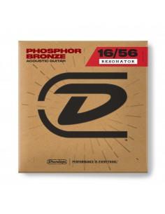 Dunlop PHOSPHOR BRONZE RESONATOR 16-56