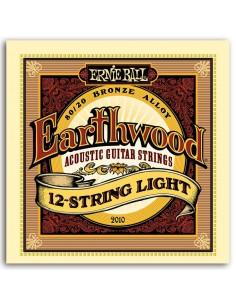 Ernie Ball  2010 EARTHWOOD BRONZE 12 STRINGS Light 9-46