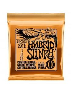 Ernie Ball  2222 SLINKY HYBRID 9-46