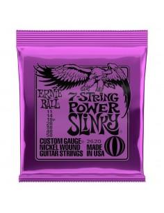 Ernie Ball  2620 SLINKY 7 STRINGS POWER 11-58