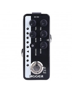 Mooer MICRO PREAMP 015 BROWN SOUND