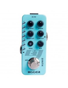 Mooer E7 POLYPHONIC GUITAR SYNTH