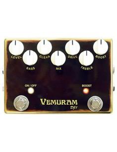 Vemuram DJ1 BASS OVERDRIVE