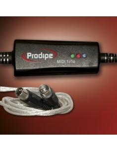Prodipe PROMIDI ADAPTADOR MIDI-USB