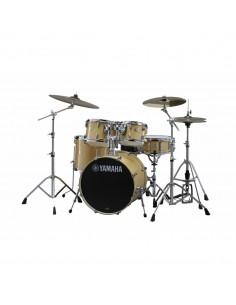 Yamaha Stage Custom Birch Standard Natural Wood + HW680W