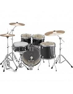 Yamaha Rydeen Standard Black Glitter+ Set Platos Paiste