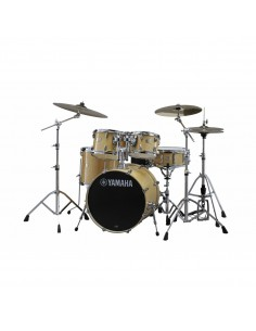 Yamaha Stage Custom Birch Standard Natural + HW780