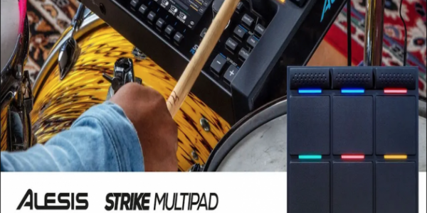 FIRMWARE PARA LA STRIKE MULTIPAD 1.3 DISPONIBLE!